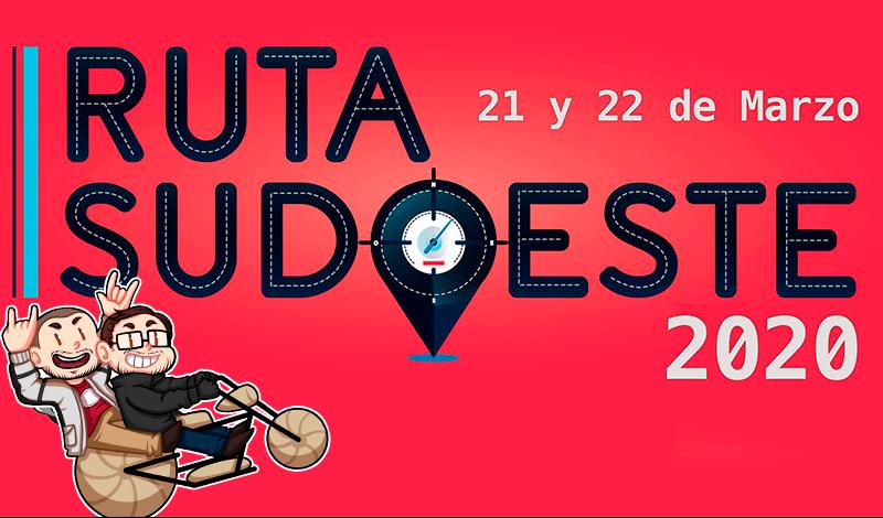 Logo Ruta SUDOESTE 2020